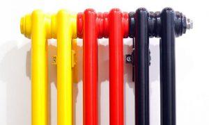 Порошковая покраска радиаторов